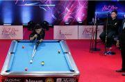 Turnamen Biliar Hot Nine: Enam Atlet Siap Hadapi Perempat Final, Dua Atlet Unggulan di Penyisihan Minggu Depan