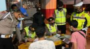 Berkerumun di Warung Kopi, 20 Warga Sidoarjo Terjaring Razia Jam Malam