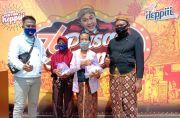Karang Taruna Kauman Ngawi Gelar Pasar Heppiii dan Donasi ke Janda Lansia