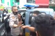 Pelaku Jambret HP Driver Ojek Online di Makassar Nyaris Tewas Diamuk Massa