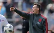 Tantang Lazio, Bayern Muenchen Harap Tuah Miroslav Klose