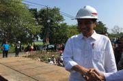 Resmikan Bendungan, Jokowi: Kunci Kemakmuran NTT Adalah Air