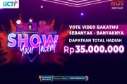 Upload Video Bakatmu danRaih Vote Terbanyak! Ikuti Kontes Bakat di RCTI+ Berhadiah Rp35 Juta
