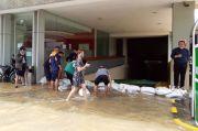 BPBD DKI Imbau Pemilik Gedung Kosongkan Basement Saat Hujan Deras