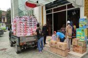 PPP Kembali Salurkan Bantuan Makanan hingga Alat Kebersihan untuk Korban Banjir Jabodetabek