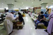 Dihentikan, Wagub DKI Minta Vaksinasi di Tanah Abang Diatur Ulang