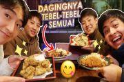 Makan Daging Tebal di Restoran Jepang di Musim Dingin, seperti Apa Rasanya?