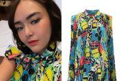 Dress Mirip Koran yang Dikenakan Amanda Manopo Harganya Bukan Kaleng-Kaleng