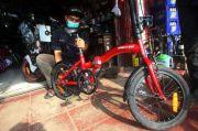 Sepeda Wajib Dilaporkan di SPT, Kemenhub No Comment
