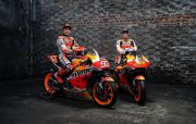 Launching Tim Repsol Honda, Marc Marquez Jadi Pusat Perhatian