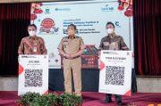 Bank BJB Galakkan Pembayaran Digital di Cibadak Culinary Night Bandung