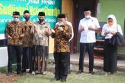 Ibunda Presiden Jokowi Diabadikan Jadi Nama Aula Ponpes di Majalengka