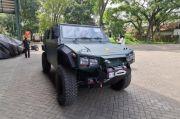 Maung Pindad Seharga Rp600 Juta Jadi Mobil Operasional Bupati Gunungkidul
