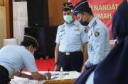 Rudenim Makassar Komitmen Wujudkan Zona Integritas WBK/WBBM
