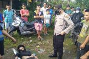 Mayat Mengenakan Helm Ditemukan Warga Mengapung di Sungai Kampung Baru