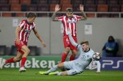 Chelsea Cetak Gol Tandang, Sukses Tumbangkan Atetico Madrid