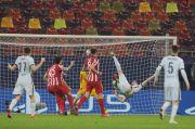 Tendangan Salto Giroud ke Gawang Atletico Berujung Rekor