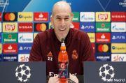 Zidane Enggak Percaya Mitos