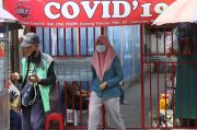4 Provinsi Sukses Turunkan Kasus Aktif Covid-19, Salah Satunya DKI Jakarta