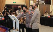 Kapolri Luncurkan Aplikasi Dumas Presisi, Siap Menerima Komplain dari Masyarakat