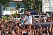 Kerumunan Jokowi Langgar Prokes, KSP Bilang ItuTak Bisa Terhindarkan