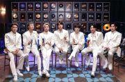 BTS Bawakan Fix You Milik Coldplay dalam MTV Unplugged