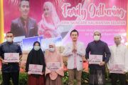 Gelar Family Gathering di Kalsel, DrW Skincare Salurkan Wakaf Rp50 juta