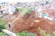 Proyek Rel Ganda KA Bogor-Sukabumi Dikebut, Dua Ruas Jalan di Kota Bogor Ditutup