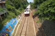 Proyek Pembangunan Double Track Bogor-Sukabumi Capai 70%