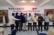Pemuda Lintas Agama Deklarasikan Relawan Pancasila Muda di Gedung Juang