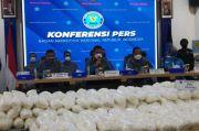 Peredaran Narkoba Menggila saat Pandemi, BNN Sita Sabu 1 Ton selama Februari 2021