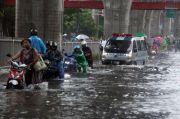 Begini Caranya Biar Motor Tetap Fit Saat Hadapi Kondisi Banjir