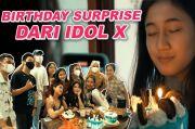 Ulang Tahun, Keisya Levronka Dapat Kejutan dari Alumni Indonesian Idol Season X
