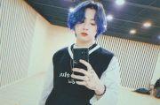 Jungkook BTS Ubah Warna Rambut Jadi Biru, Netizen: Ganteng Banget