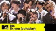 Arti Penting di Balik BTS Nyanyikan Lagu Coldplay Fix You