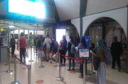 Usai Diterjang Banjir Jalur Kereta Bandung Jakarta Normal, Penumpang Masih Sepi