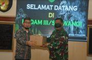 Ustaz Adi Hidayat Datang ke Kodam III Siliwangi, 30 Prajurit Bakal Diumrahkan