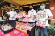 Warung Andok Sabu di Surabaya Terbongkar, Puluhan Bong Diamankan