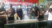 Perwira dan Anggota Satreskoba Polresta Sidoarjo Dites Urine, Ini Hasilnya