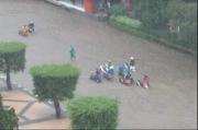 Diguyur Hujan Deras, Semarang Jadi Kota Banjir