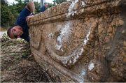 Sarkofagus Era Romawi Berusia 1.800 Tahun Ditemukan di Israel
