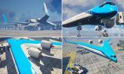 Belanda Siap Ubah Bentuk Pesawat Komersial yang Selama Ini Ada