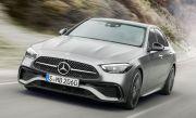 Lihat Tampang Garang Predator Face Mercedes-Benz C-Class Terbaru