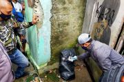 Mayat Terbungkus Trashbag Gegerkan Warga Bogor