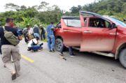 Pemasok Senjata KKB Papua Ditangkap, 2 Pistol dan Amunisi Disita
