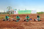 Peduli Lingkungan, Modernland Realty Tanam 1.000 Bibit Pohon