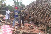 Puting Beliung Terjang Demak, 1 Rumah Roboh Ratusan Lainnya Rusak Atapnya