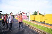 Amphi Theatre Jalan Metro Tanjung Bunga Tahap 1 Diresmikan Gubernur