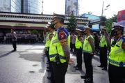Personel Gabungan Kawal Ketat Pelantikan Kepala Daerah di Sulsel