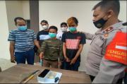 Kerap Menodong Warga Pendatang, Paman dan Keponakan Ditangkap Polisi
